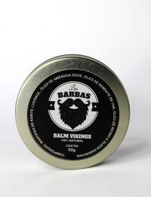 lata 60g balm las barbas