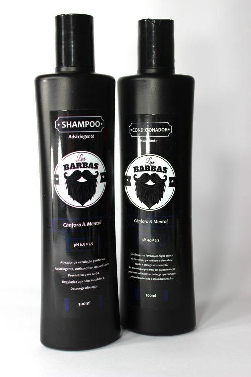 imagem do kit shampoo e condicionador